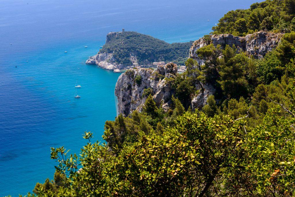 Mete di mare vicino alla Lombardia: Liguria