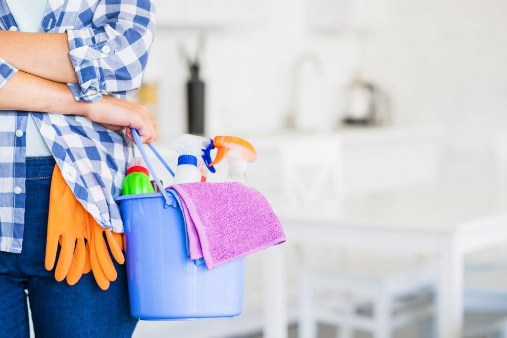 Come pulire casa velocemente