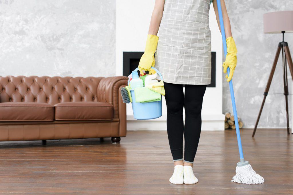 Consigli per pulire casa velocemente